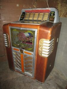 Mills jukebox