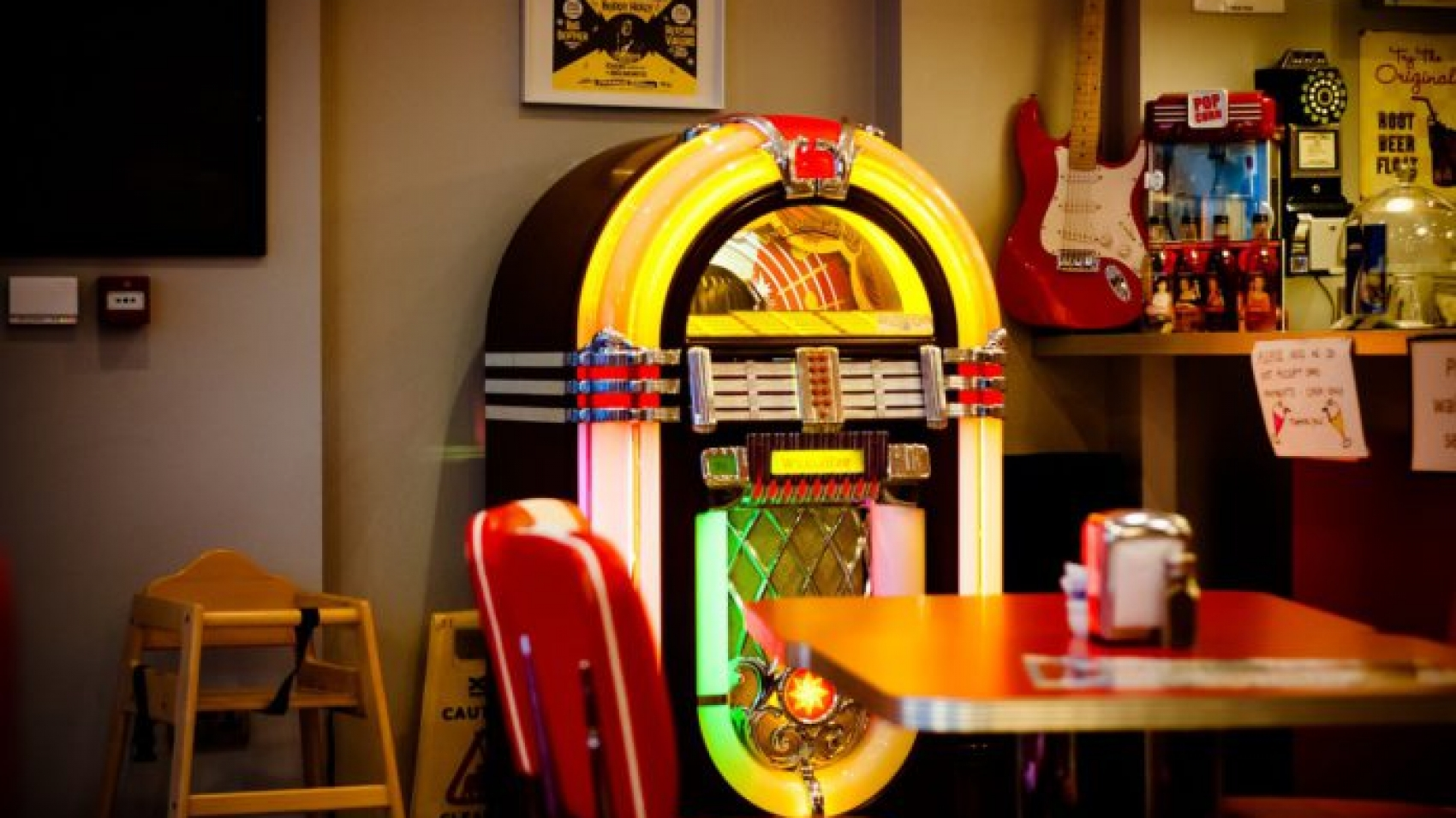 Gramola jukebox